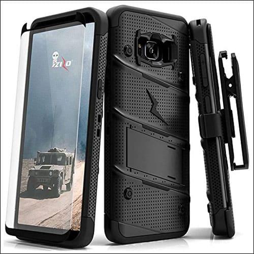 Zizo Samsung Galaxy S8 Kickstand Case