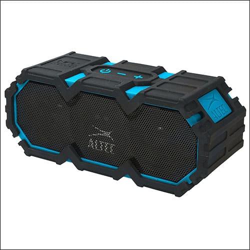 Altec Lansing Rugged Bluetooth Speakers