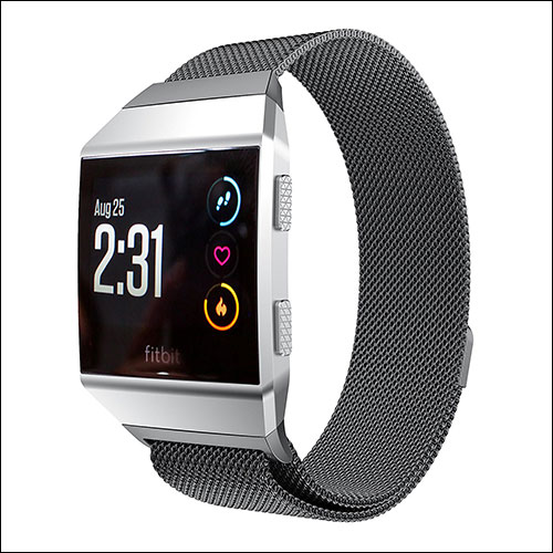 Aresh for Fitbit Ionic Band