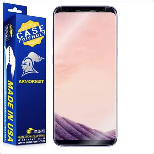 Armorsuit Galaxy S8 Plus Screen Protector