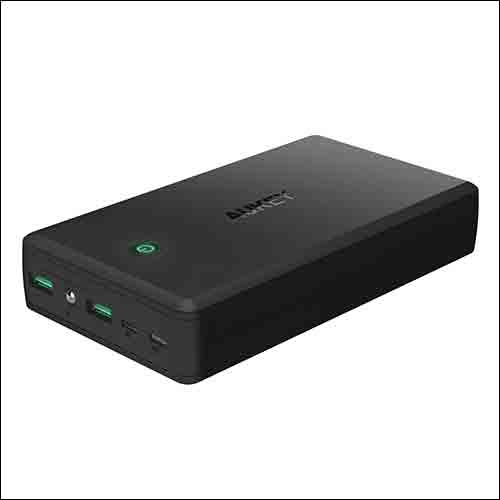 Aukey Portable Chargers for MacBook Pro