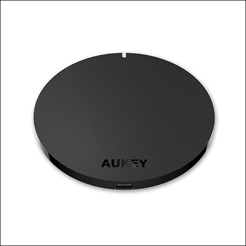 Aukey Wireless Charger for Galaxy Note 8