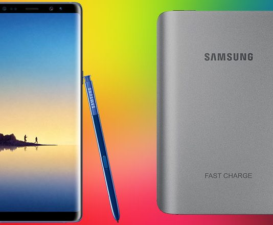 Best Galaxy Note 8 Power Bank