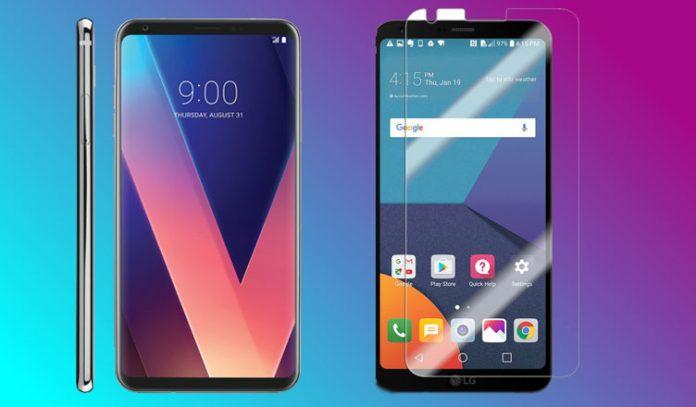 Best LG V30 Screen Protectors