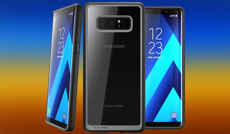 Best Samsung Galaxy Note 8 Clear Cases