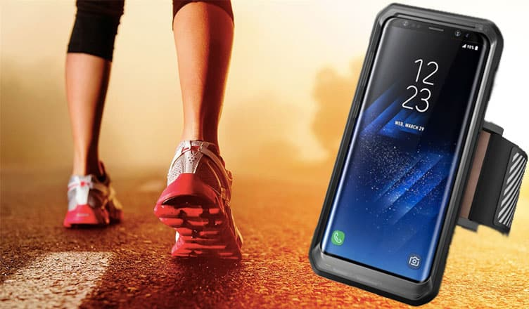 Best Samsung Galaxy S8 Armbands