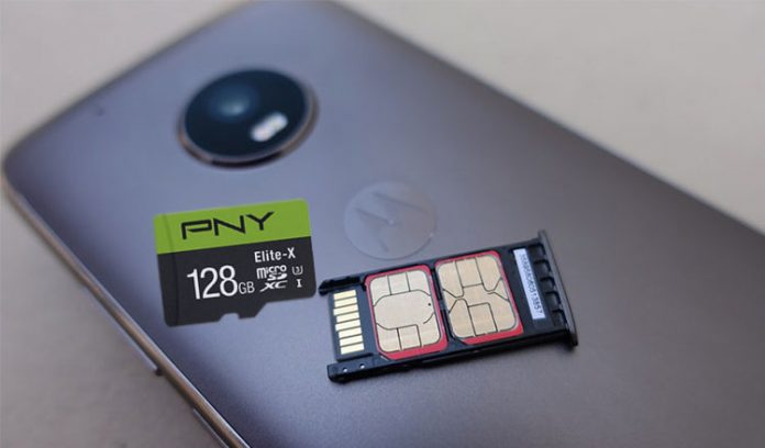 Best microSD card for Moto G5 Plus