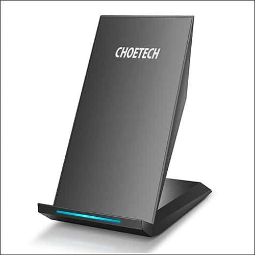 CHOETECH Wireless Charger for Galaxy Note 8