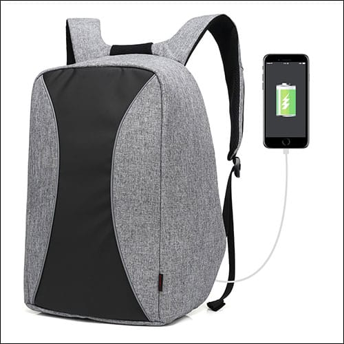 CoolBell Anti-Theft Travel Bag