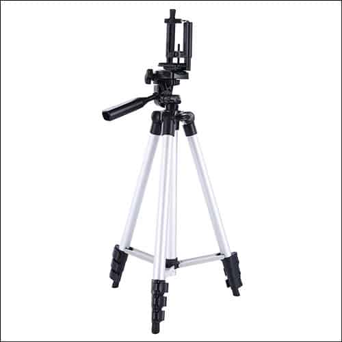 DIGIANT 50 Inch Aluminum camera tripod for iPhone