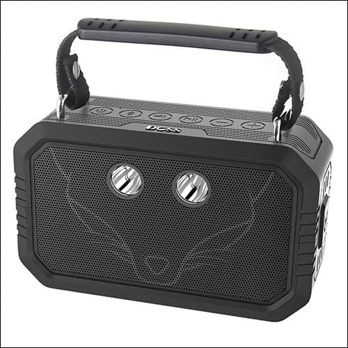 Doss Rugged Bluetooth Speakers