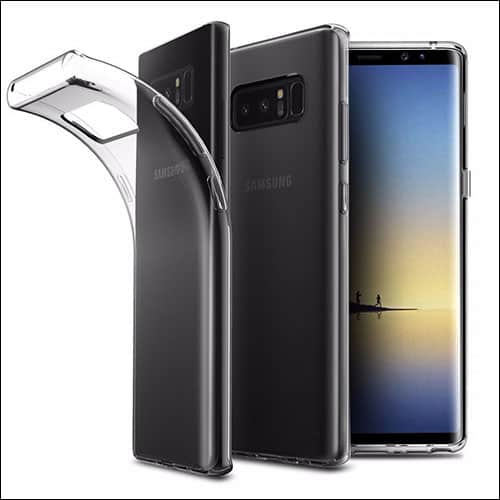 EasyACC Samsung Galaxy Note 8 Cases