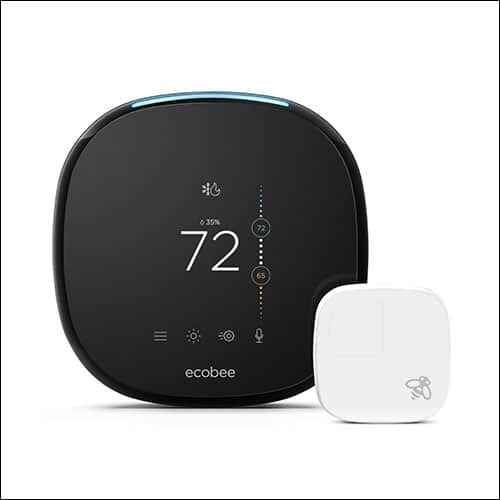 Ecobee4 Thermostat for Alexa
