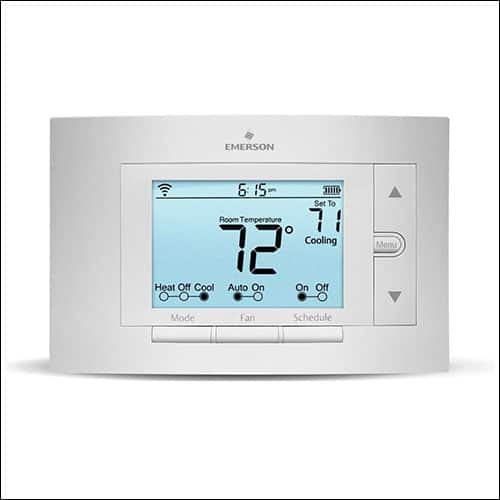 Emerson Thermostat for Alexa
