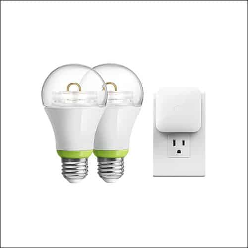GE Link Starter Kit Philips Hue Alternative