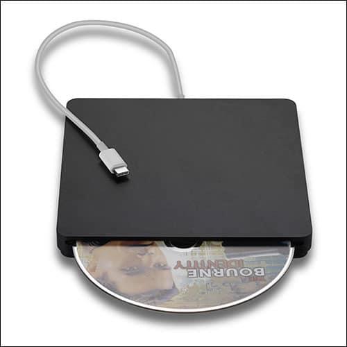 Guamar External DVD Drive for MacBook Pro