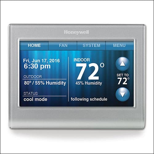 HoneyWell Thermostat for Alexa