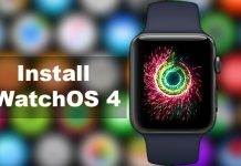 How to Download and Install watchOS 4 on Apple Watch