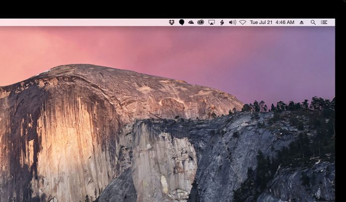 How to Hide Menu Bar Icons On Mac