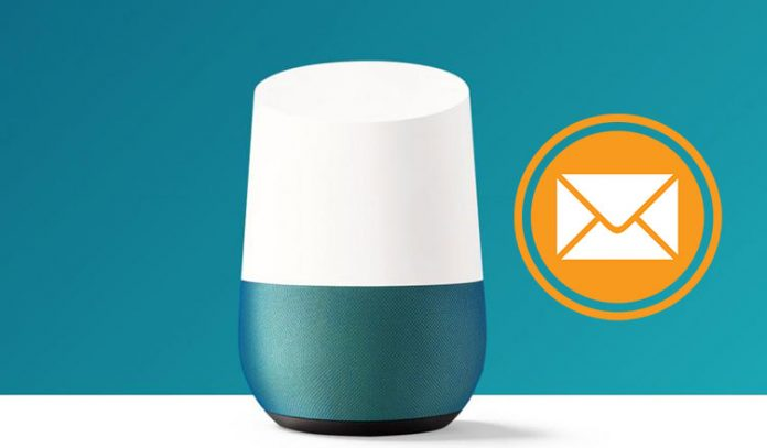 How to Send Email from Google Home