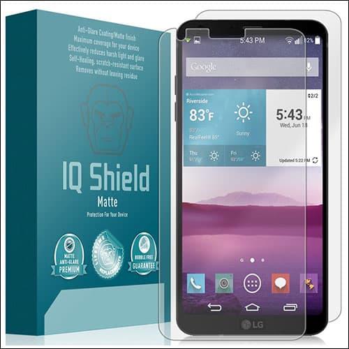 IQShield LG V30 Screen Protector