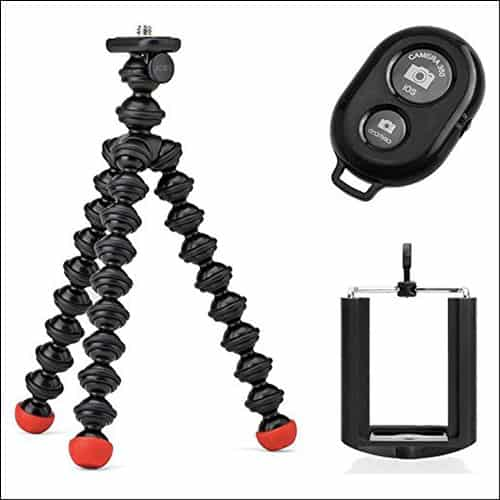 JOBY Gorilla Magnetic tripod for iPhone