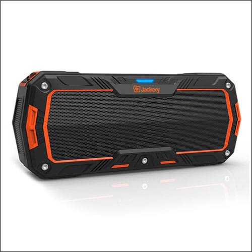 Jackery Rugged Bluetooth Speakers