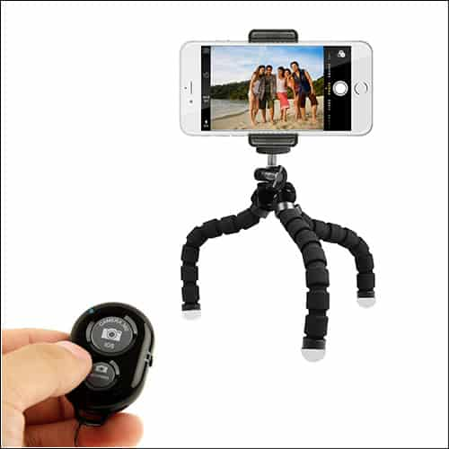 KobraTech Mini Cellphone Tripod for iPhone