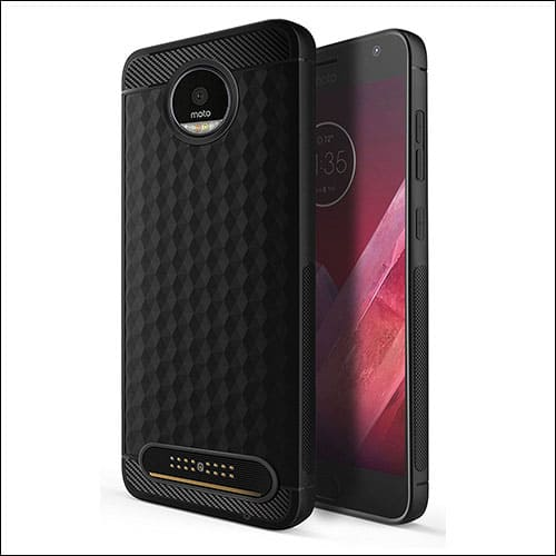 KuGi Best Moto Z2 Force Case
