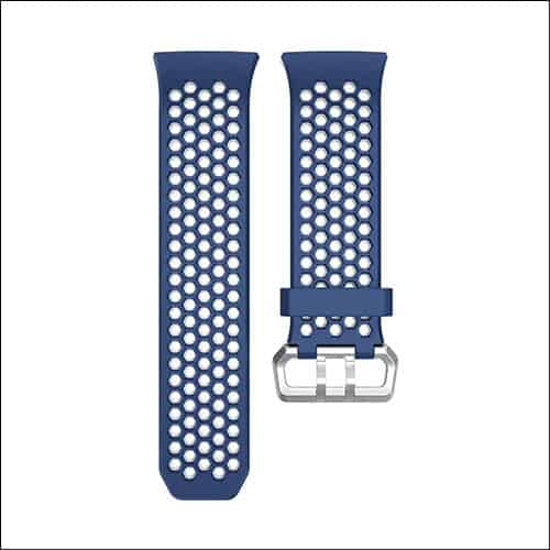 LDFAS Silicone Perforated Fitbit Ionic Band