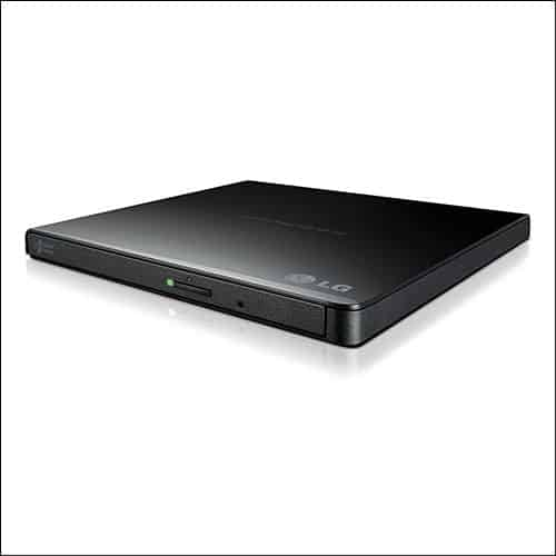 LG Electronics External DVD Drive for MacBook Pro