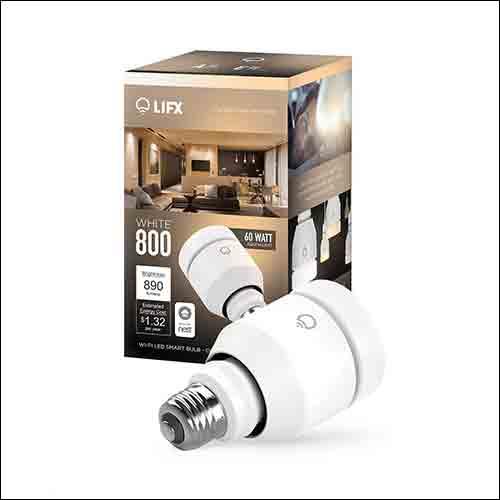 LIFX Smart LED Bulb