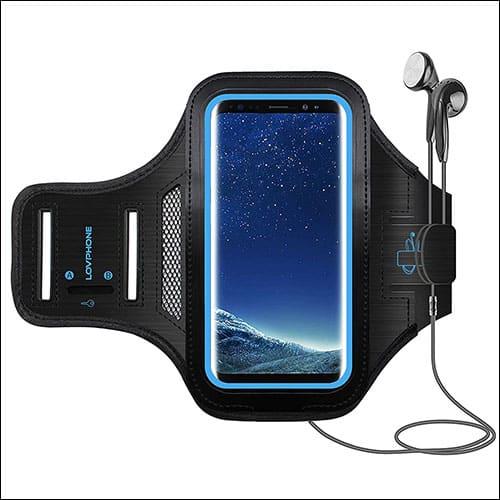 LOVPHONE Samsung Galaxy S8 Armband