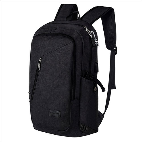 Mancro Anti-Theft Travel Bag