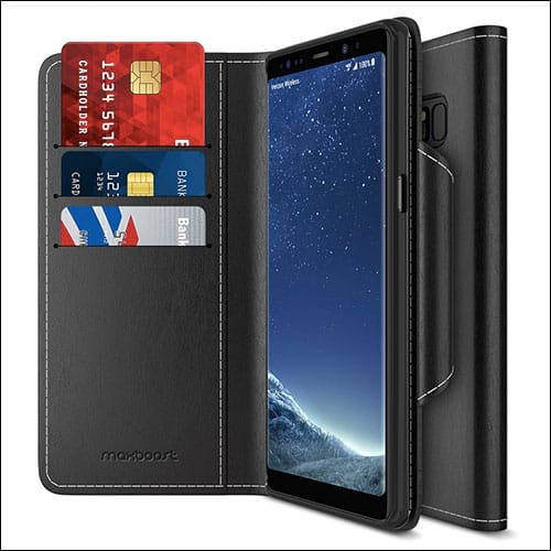 Maxboost Galaxy Note 8 Wallet Case