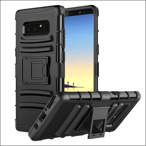 Moko Galaxy Note 8 Kickstand Case