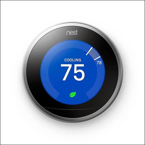 Nest Learning Thermostat for Alexa