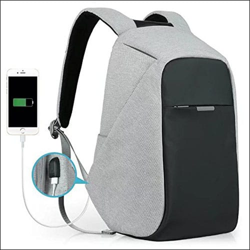 Oscaurt Anti-Theft Travel Bag