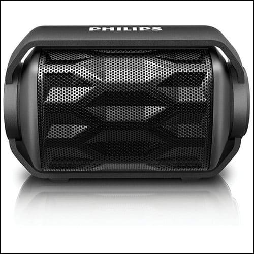 Philips Rugged Bluetooth Speakers