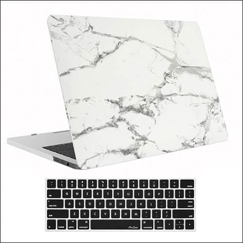 Procase 15 Inch MacBook Pro Marbale Case