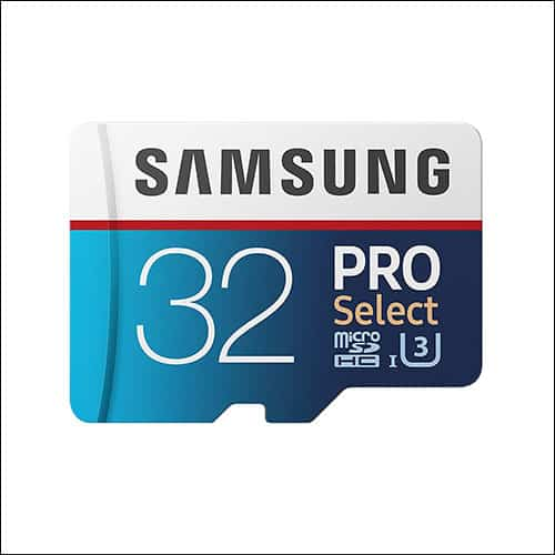 Samsung Pro microSD Card for Moto Z2 Force
