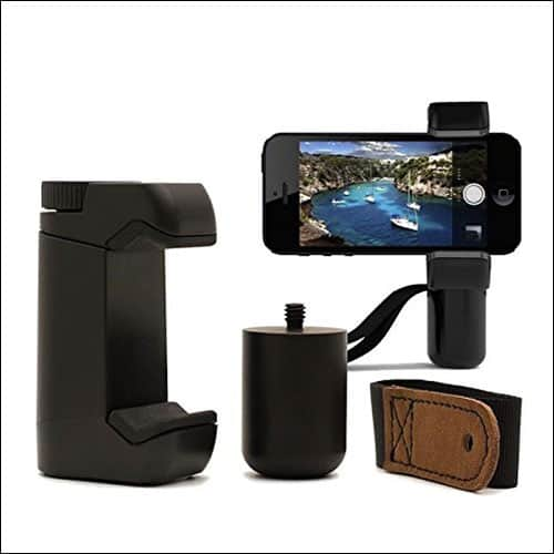 Shoulderpod S1 Professional Smartphone rig, Tripod mount for iPhone