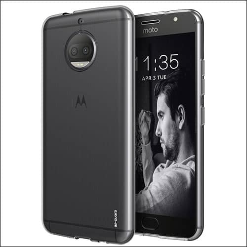 AS-Guard Moto G5S Plus Case