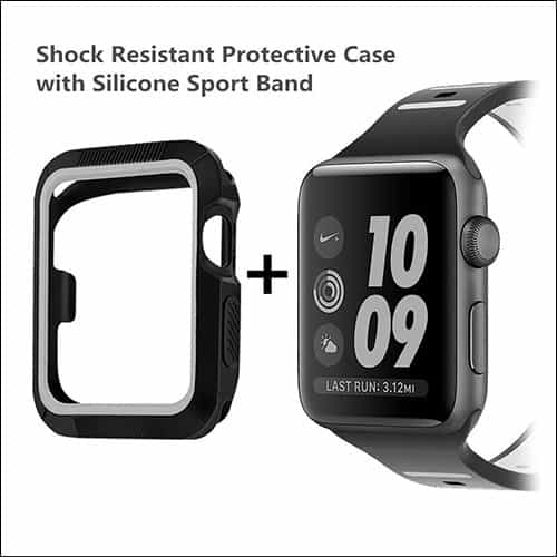 BGR Apple Watch Series 3 Case