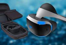 Best Carrying Cases for Playstation VR headset (PSVR)