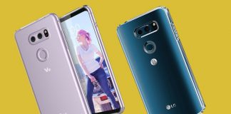 Best LG V30 Clear Cases