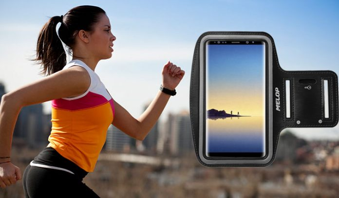 Best Samsung Galaxy Note 8 Armbands