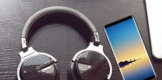 Best Samsung Galaxy Note 8 Bluetooth Headphones