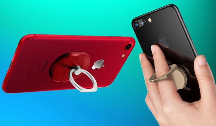 new style 8791b 78aaf 10 Best iPhone 8 and 8 Plus Ring Holders : Secure Grip on Your iPhone