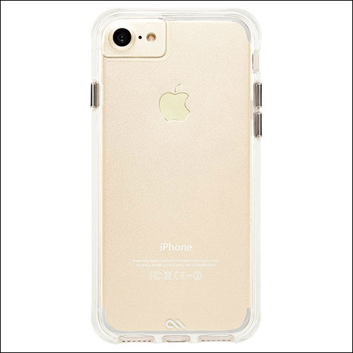 Case-Mate iPhone 8 Clear Case